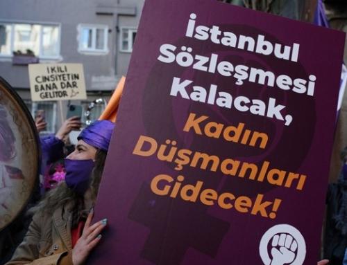İstanbul Sözleşmesi'nin iptal kararına karşı dava açıldı.