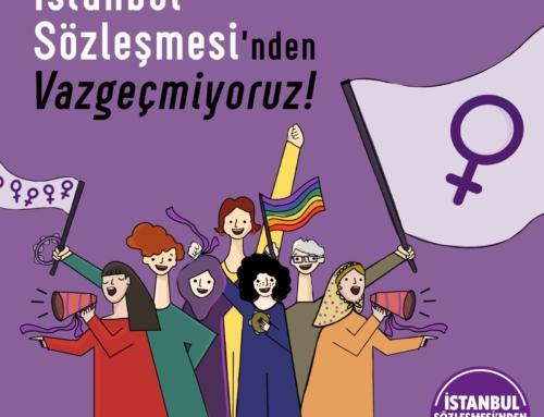 İstanbul Sözleşmesi Etkinlikleri